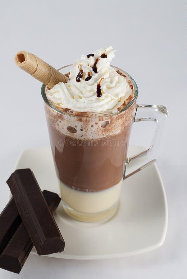 Cioccolata calda fotografie stock libere da diritti