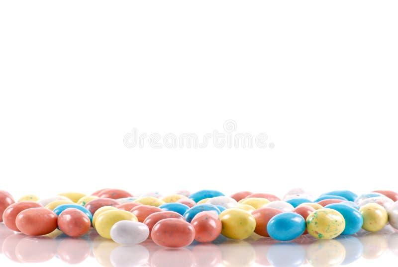 Cioccolato colorato del malto immagini stock libere da diritti