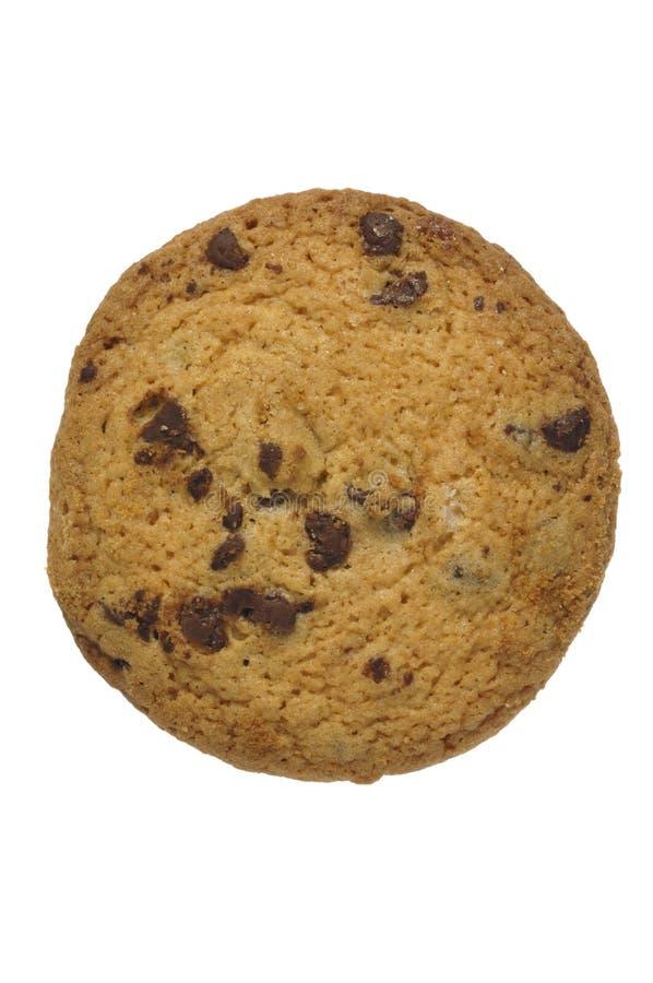 Cioccolato del biscotto fotografia stock
