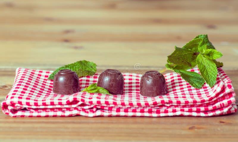 Cioccolato del primo piano immagine stock libera da diritti