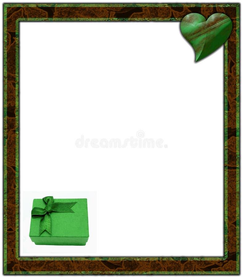 Download Cioccolato, Disposizione Verde Del Regalo Illustrazione di Stock - Illustrazione di elementi, amore: 3893721