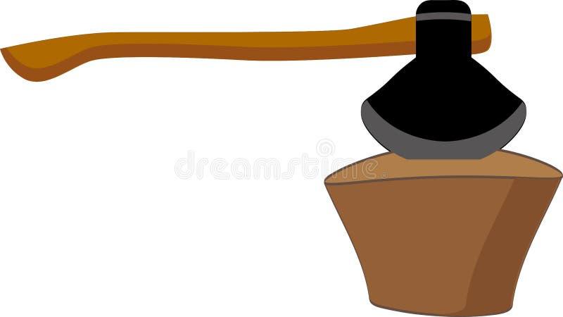 Cioska ilustracja wektor