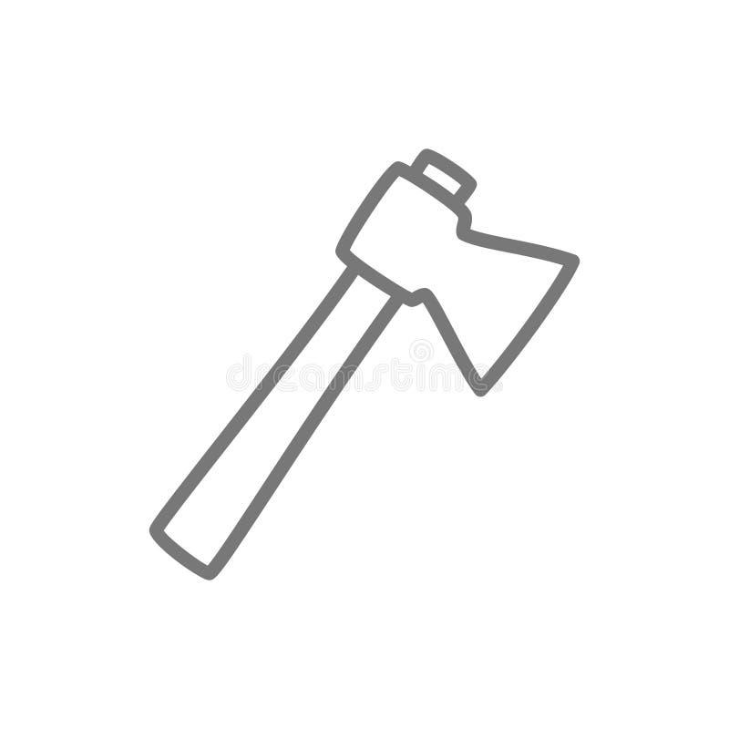 Cioski kreskowa ikona royalty ilustracja
