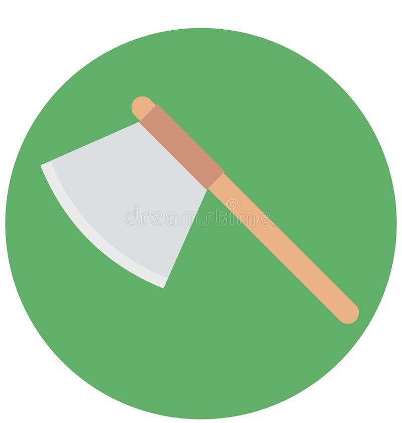 Cioski Odosobniona Wektorowa ikona dla budowy ilustracja wektor