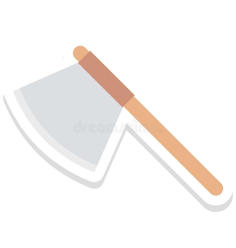 Cioski Odosobniona Wektorowa ikona dla budowy royalty ilustracja