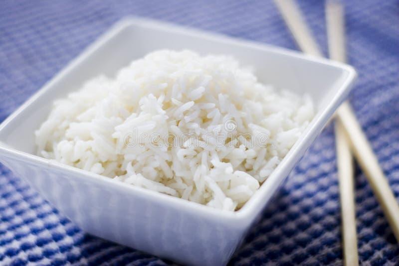 Ciotola di riso fotografia stock libera da diritti