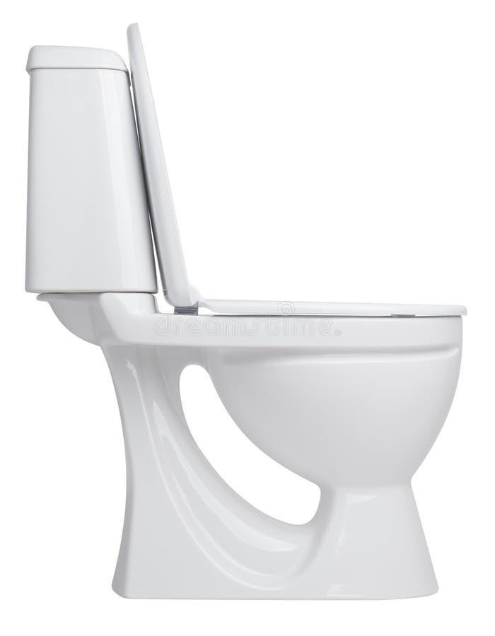 Ciotola di toilette fotografia stock libera da diritti