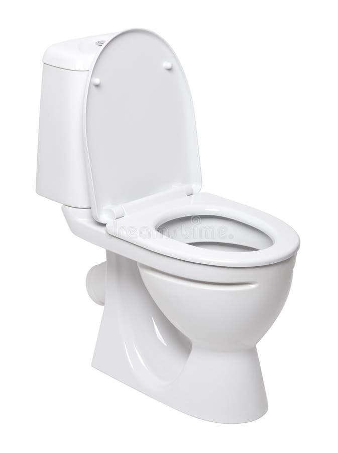 Ciotola di toilette fotografie stock