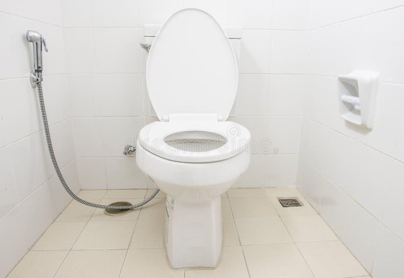 Ciotola di toilette fotografia stock