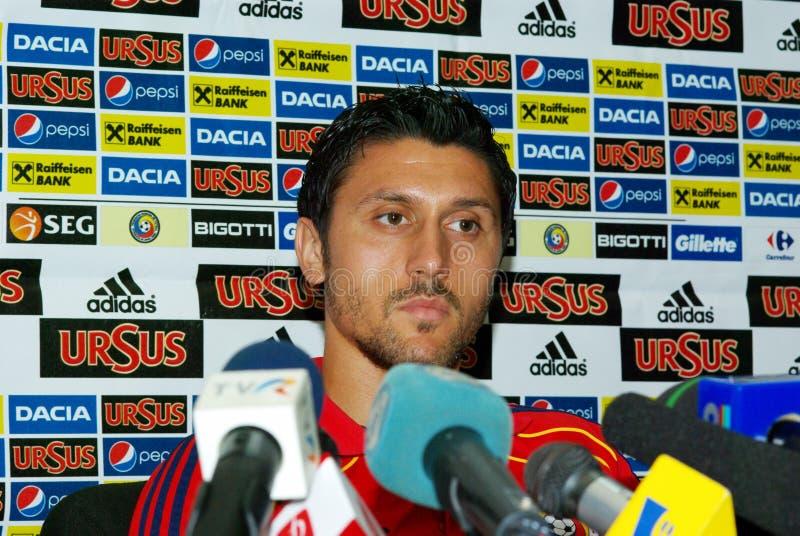 ciprian footballermaricaromanian arkivfoto