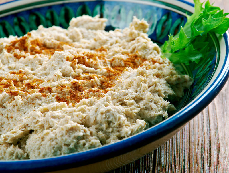 Circassian Chicken stock photos