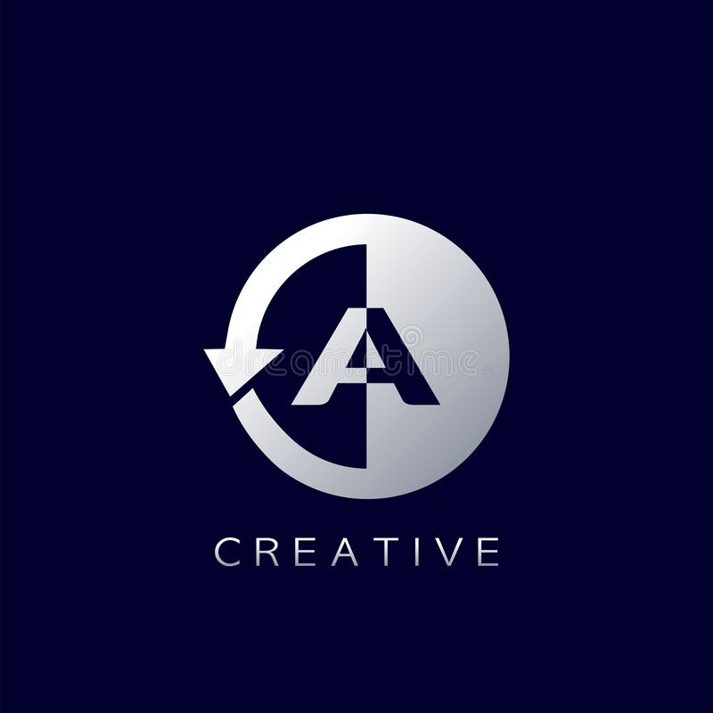 Arrow Circle Logo Stock Illustrations 60,958 Arrow