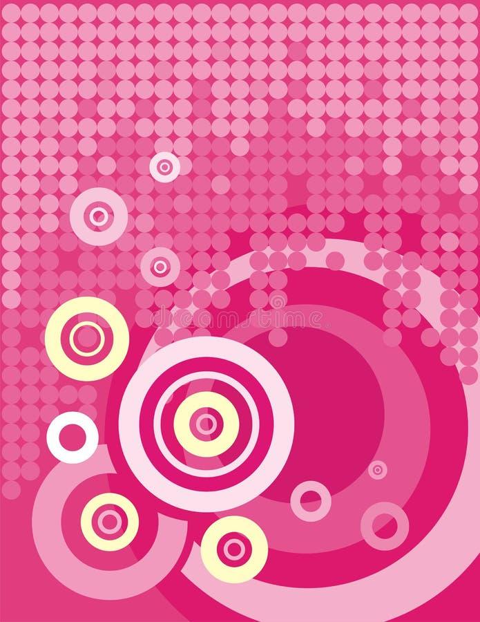 Circle Background Series Royalty Free Stock Image