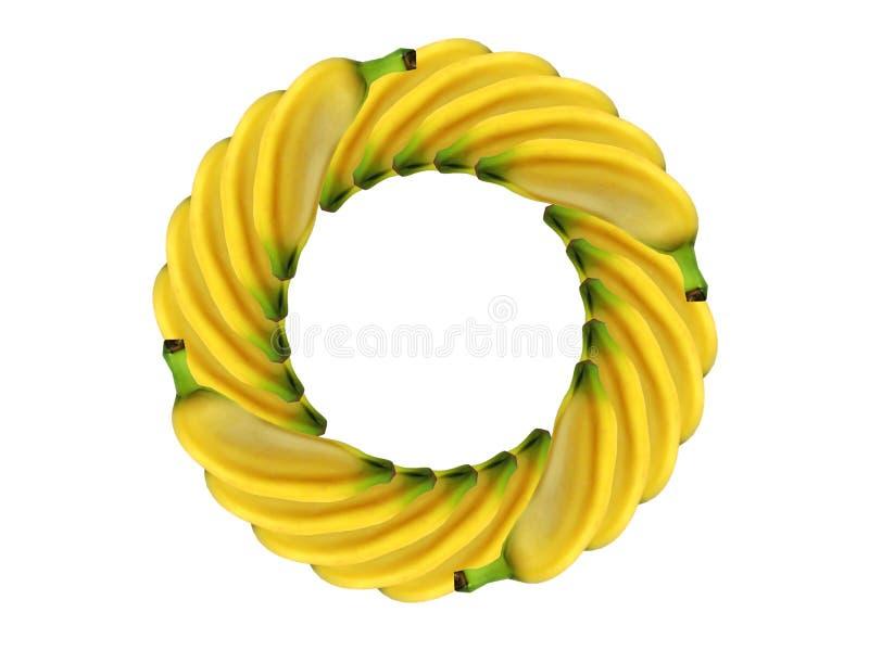 Download Circle Banana Stock Photos - Image: 1428963