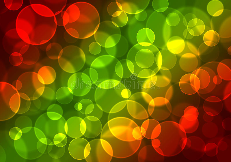 Download Circle bokeh stock illustration. Image of merry, abstract - 12239366