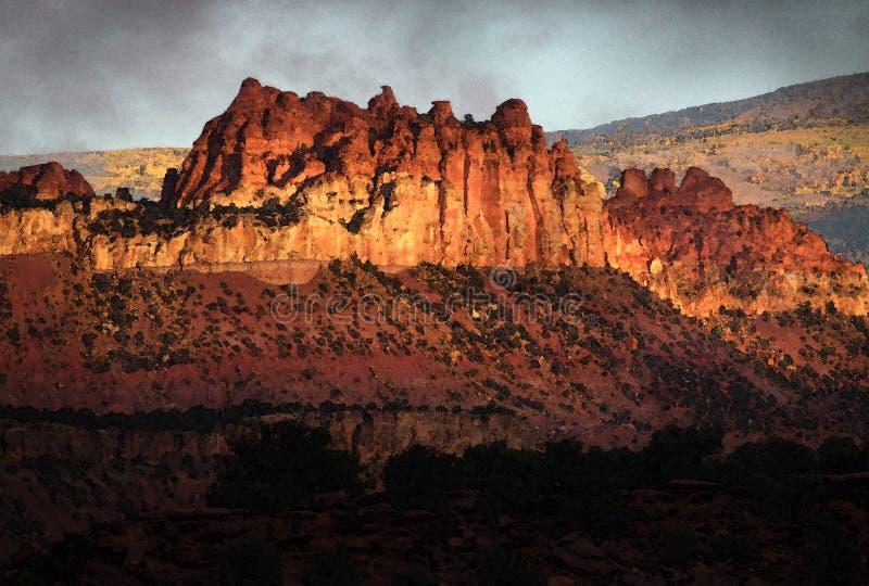 Circle Cliffs Area Near Boulder Mt, Ut Free Public Domain Cc0 Image