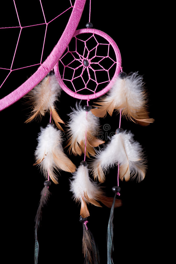Free Circle Of Dream Catcher Royalty Free Stock Image - 1915606