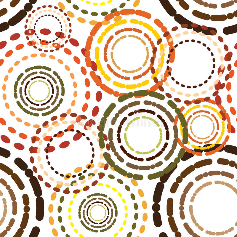 Circle pattern royalty free stock photos