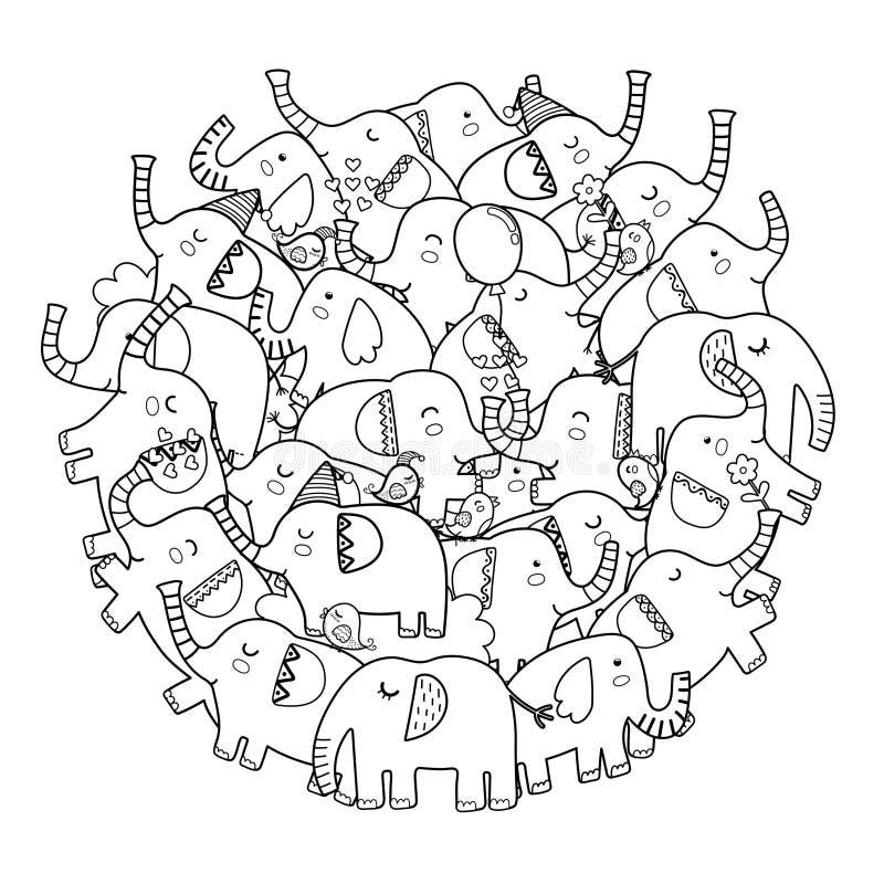 Coloring Mandala Animals Stock Illustrations – 299 Coloring Mandala Animals  Stock Illustrations, Vectors & Clipart - Dreamstime