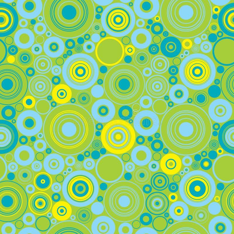 Circle_wallpaper vektor abbildung