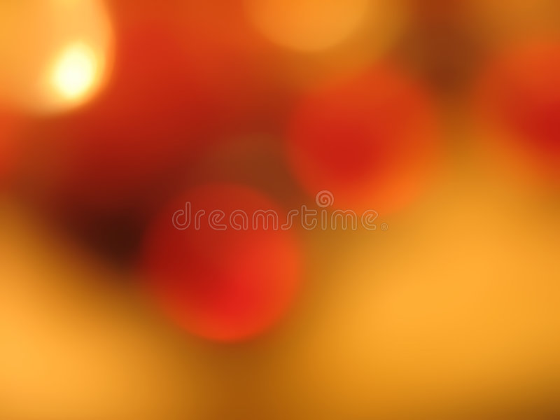 Circles of orange and gold 2 royalty free stock images