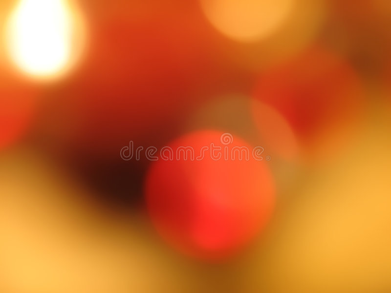 Circles of orange and gold royalty free stock photos