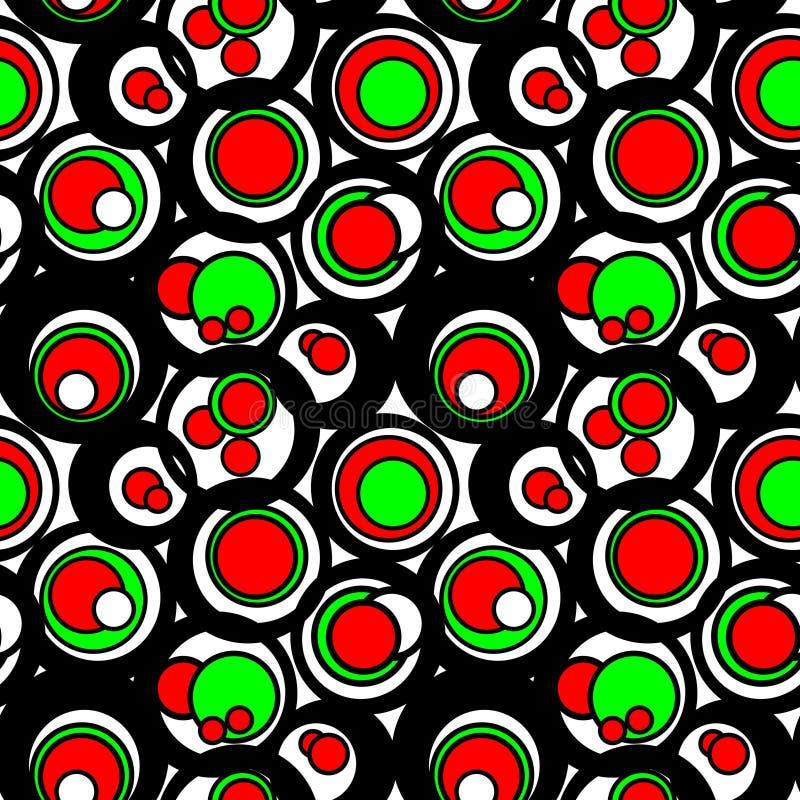 Circles Patter Stock Photo