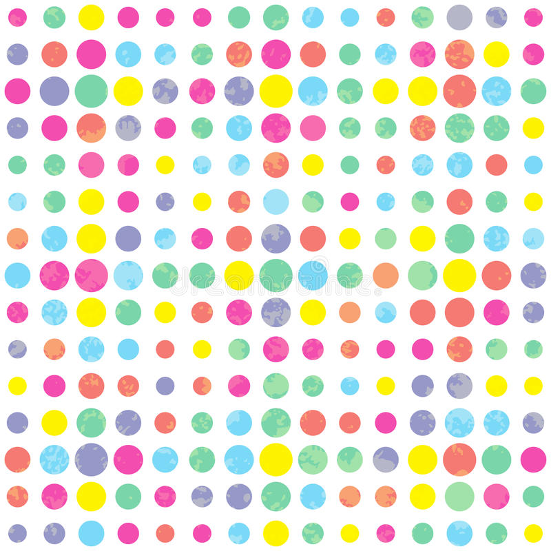 Download Circles pattern stock vector. Illustration of decor, happy - 35733700