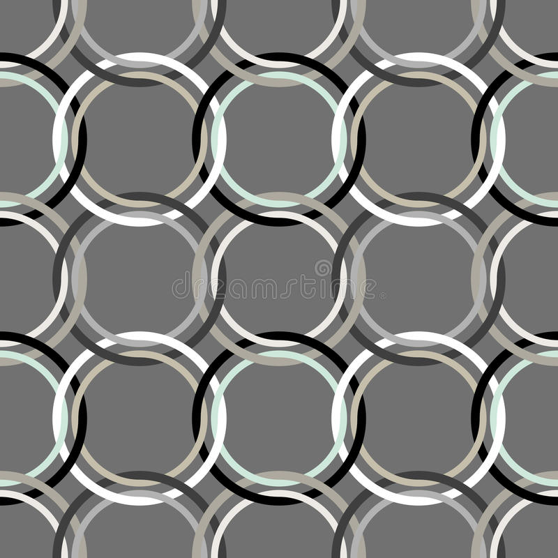 Download Circles Seamless Pattern 2 Royalty Free Stock Photography - Image: 12744557