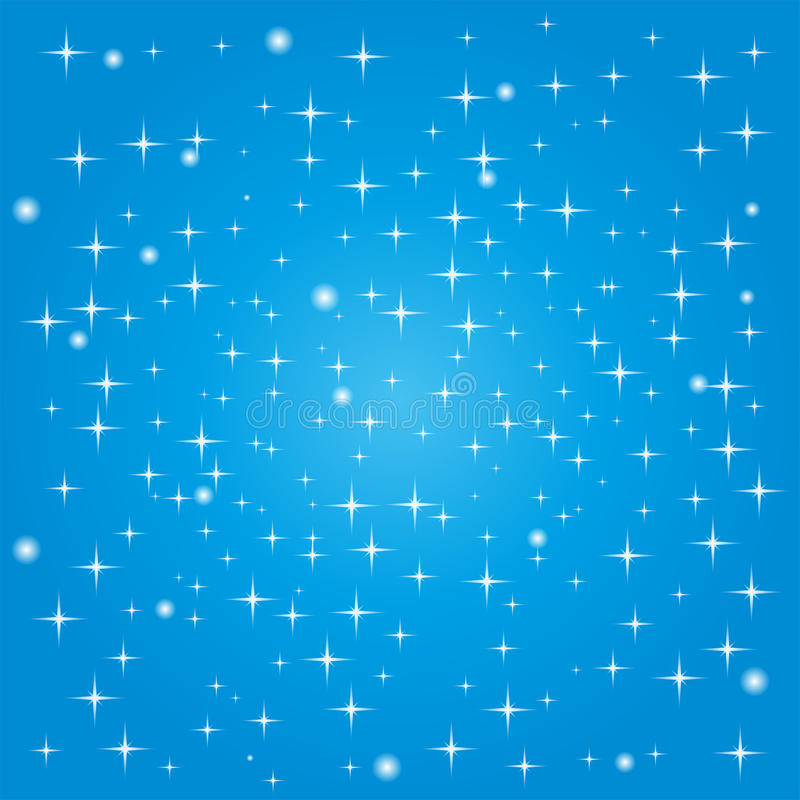 Circles, stars, background, vector illustration