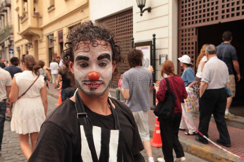 Circo De Calle zdjęcia royalty free