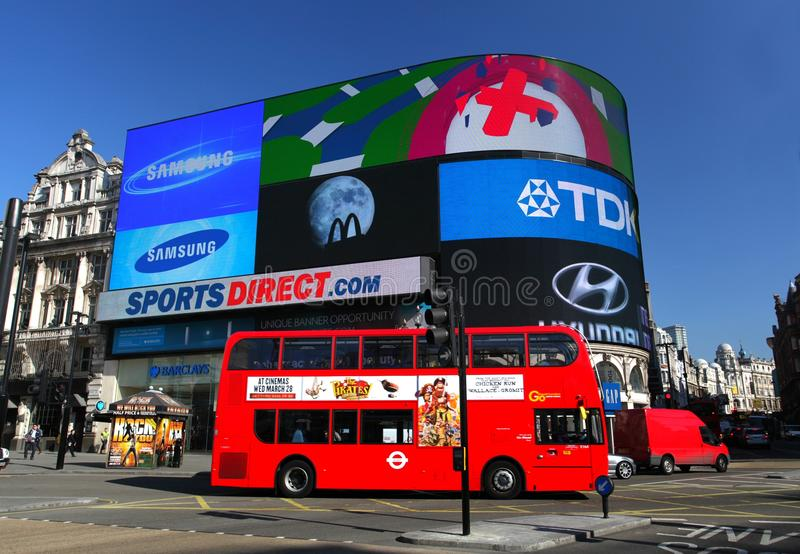 Download Circo De Piccadilly En Londres Imagen editorial - Imagen: 24060220