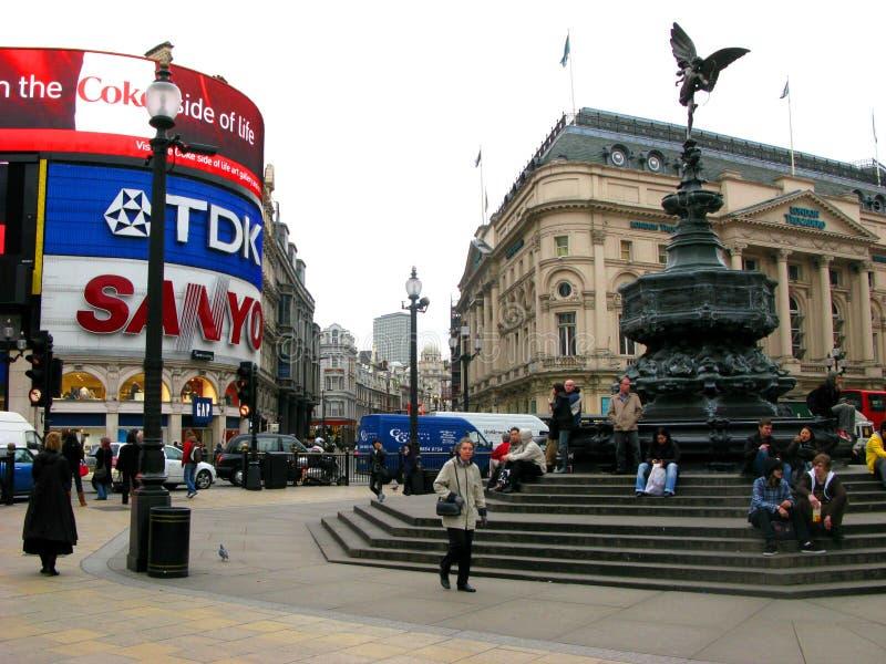 Circo de Piccadilly imagens de stock royalty free