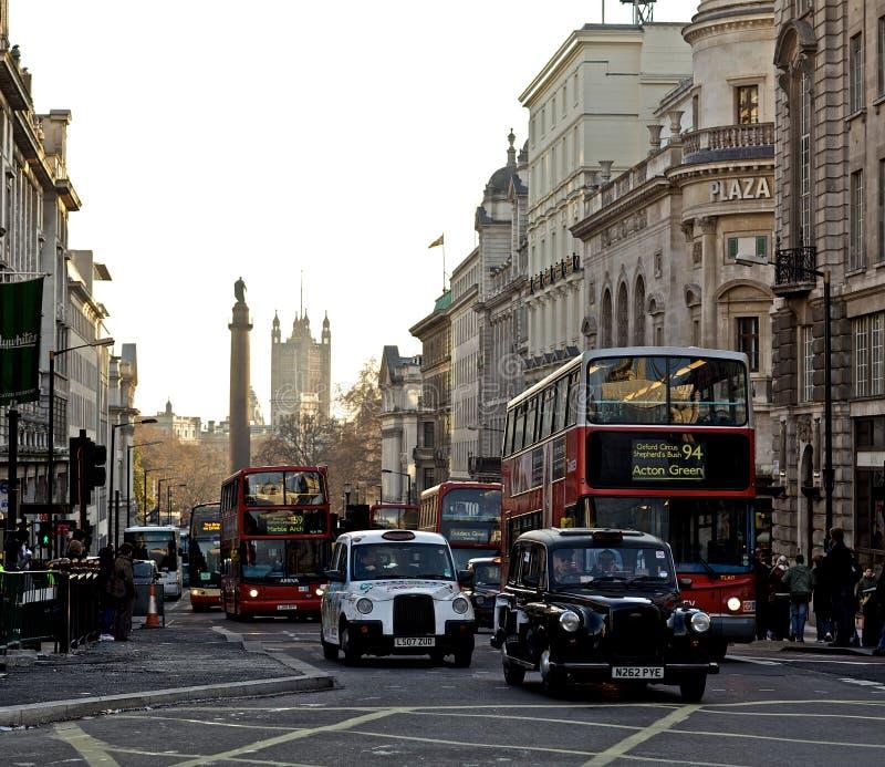 Circo Londres de Piccadilly foto de stock