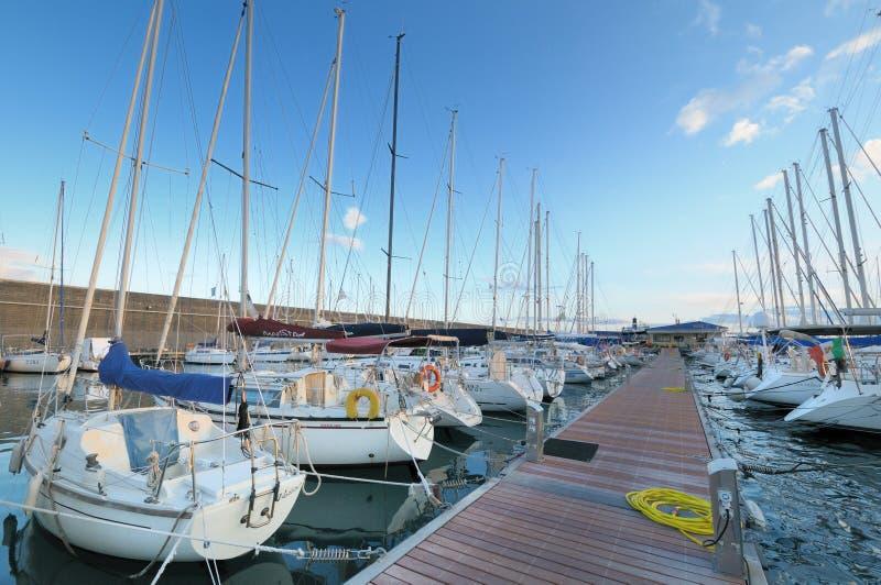 Circolo Nautico NIC Porto di Catania Sicilia Italy Italia - Creative Commons by gnuckx royalty free stock photos