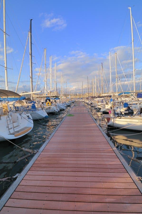 Circolo Nautico NIC Porto di Catania Sicilia Italy Italia - Creative Commons by gnuckx stock photo
