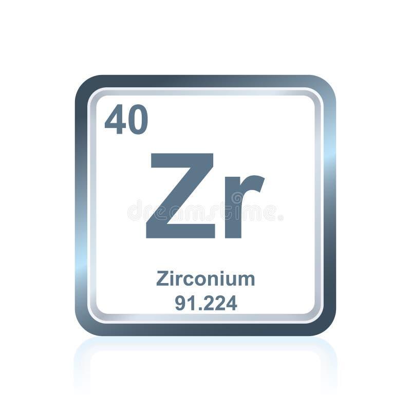 Circonio del elemento qumico de la tabla peridica stock de download circonio del elemento qumico de la tabla peridica stock de ilustracin ilustracin de moderno urtaz Choice Image