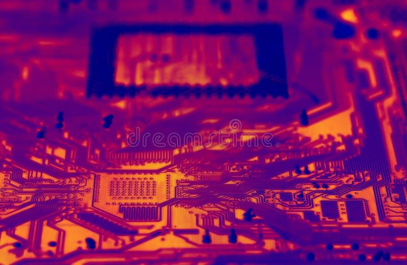 Circuit image libre de droits