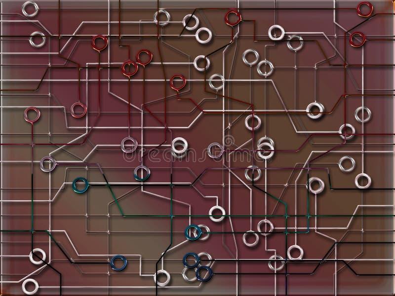 Circuit-2 fotografía de archivo