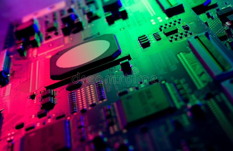 Circuit Board stock images
