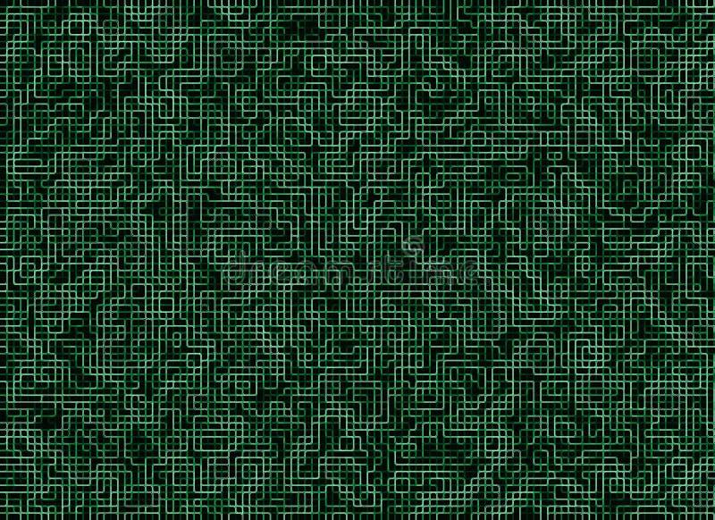 Download Circuit board stock illustration. Illustration of illustration - 154055
