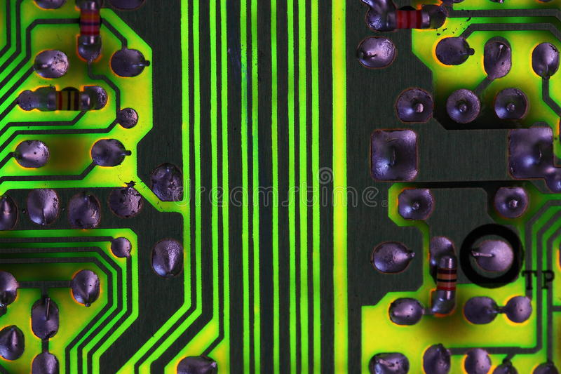 Download Circuit board stock image. Image of industrial, spare - 16413901