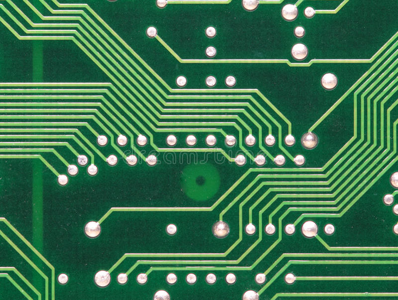 Circuit Board Royalty Free Stock Image Image 1584186