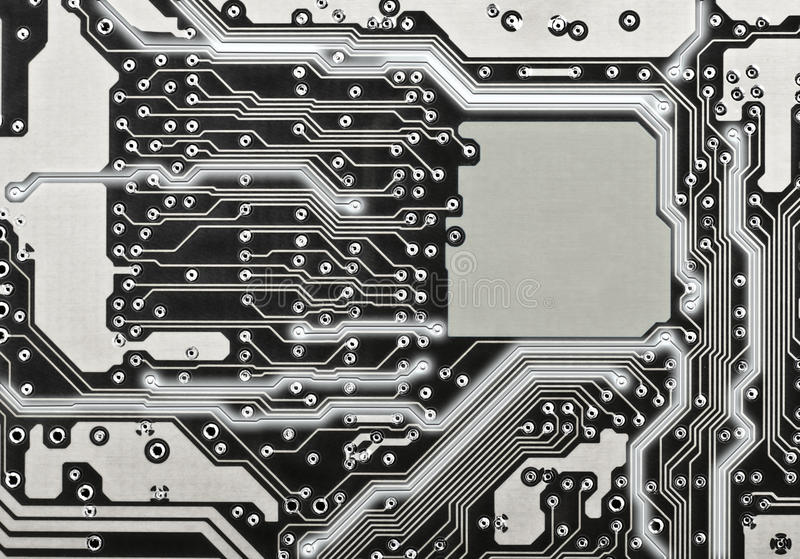 Download A circuit board stock image. Image of circuit, path, close - 21031067