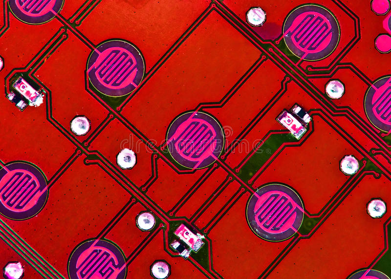 Download Circuit Board stock image. Image of backdrop, microprocessor - 23008533