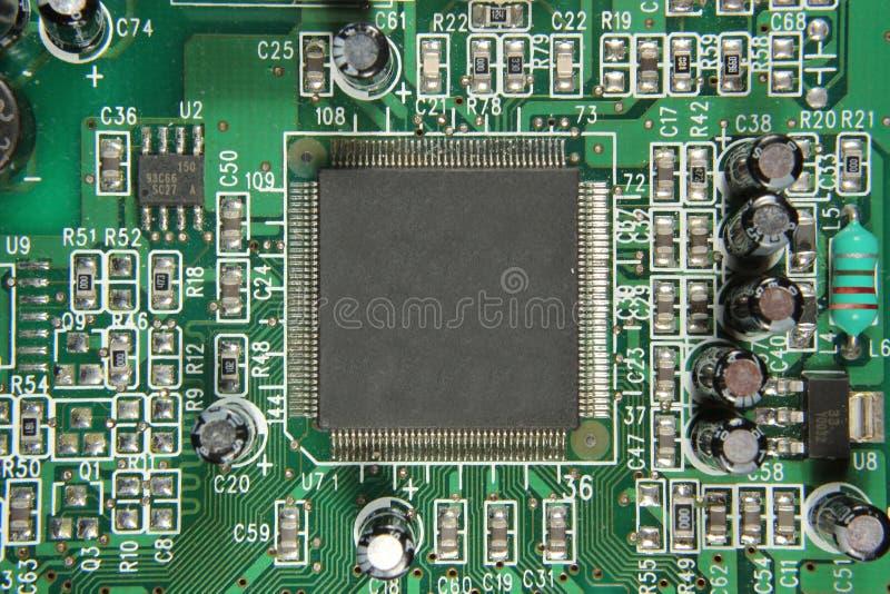 Download Circuit board stock image. Image of board, cybernetics - 23025939