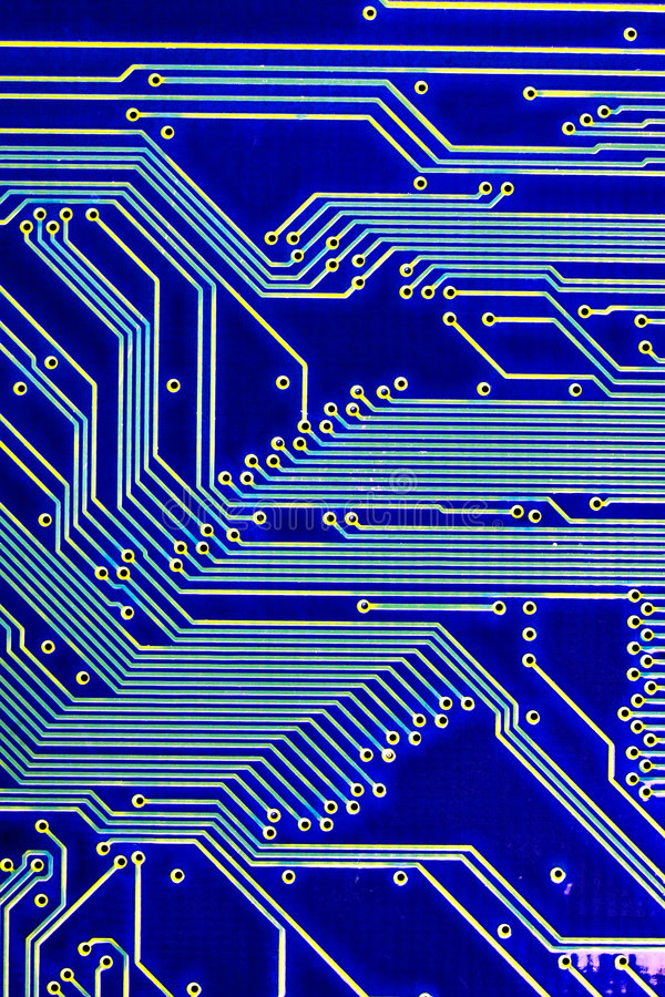 Download Circuit board stock image. Image of silicone, progress - 2826297