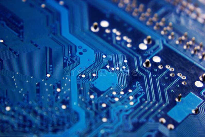 Download Circuit board stock image. Image of card, closeup, macro - 37736067