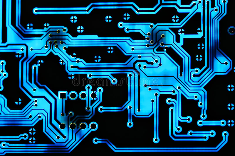 Circuit board Background stock photography