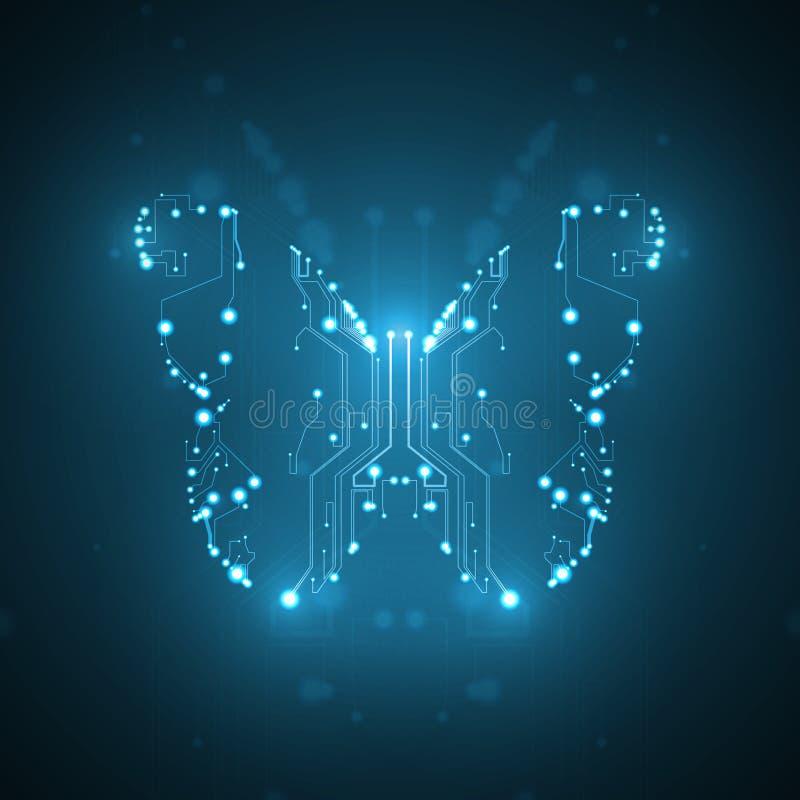 Download Circuit board background stock vector. Illustration of digital - 38049186